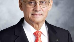 Kalyan Banerjee, 2011-12 RI president.